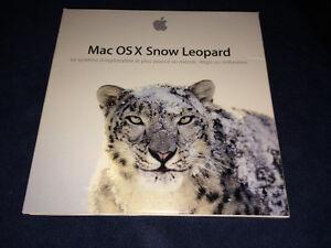 Mac OS X Snow Leopard Installation CD