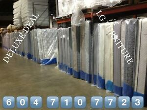 LUXURIOUS DEAL 100% BRAND NEW ARE NOT RESTORED MATTRESSES WITH 1