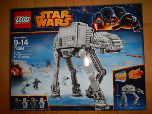 Lego AT-AT Walker 75054 Sealed New In Box