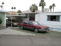 Mobile Home in Palm Springs, California