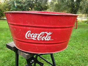 Coca cola wash tub London Ontario image 1