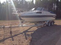 1989 Sunray Boat - Must Sell- Reduced From $8000! Moving Must Go