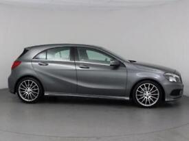 2014 MERCEDES BENZ A CLASS A220 CDI BlueEFFICIENCY AMG Sport 5dr Auto
