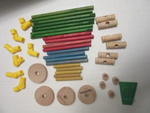 Tinkertoy Mini Set