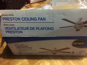 Preston Celing Fan