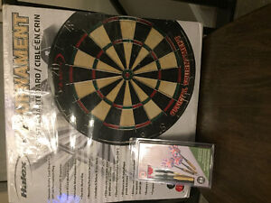 Dart Board & Darts