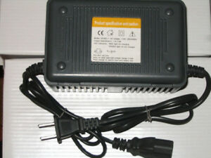 PCC micro computer controlled Ebike Battery Charger 48V2.7A/1.6A