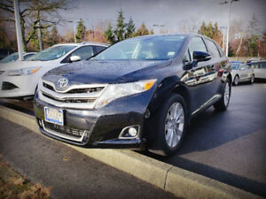 2014 TOYOTA VENZA***Own it for only $123.05 Bi-weekly***