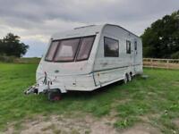 Bessacarr Cameo 550GL - 2002 - 3 Berth Touring Caravan