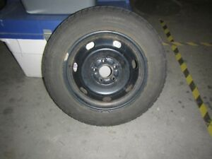 Tires and rims 205/60R16