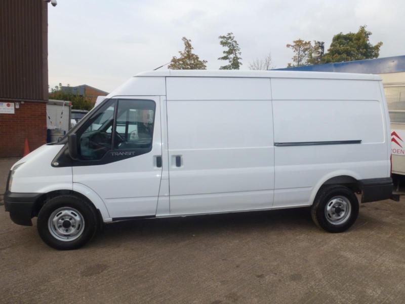 0b0c9883a5 Ford Transit 2.2TDCi ( 100PS ) ( EU5 ) ( RWD ) 300L Med Roof Van 300  LWB2013