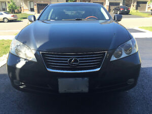 2007 Lexus ES ultra premium package Sedan