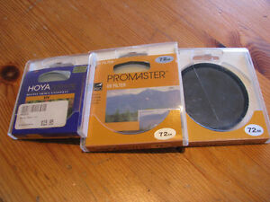 Lot of 3 lens filters