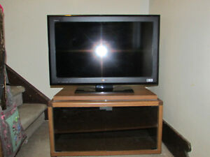 "Sony Bravia 32"" LCD HDTV with stand"
