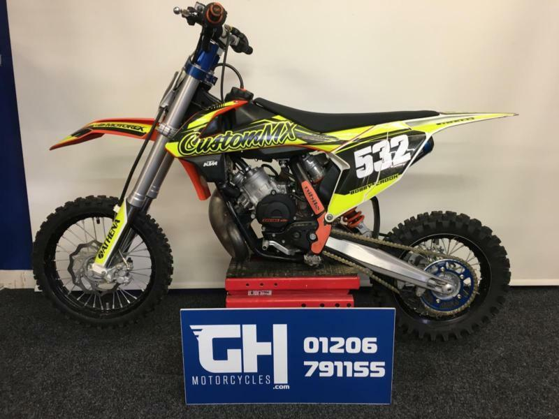 2016 KTM SX 65   VERY GOOD CONDITION   FULLY SERVICED   HGS EXHAUST   TC SX