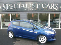 Ford Fiesta 1.6 ( 120ps ) 2011MY S1600