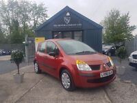 Renault Modus 1.5 DCI EU4 EXPRESSION 86HP (red) 2006