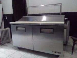 ** TRUE SALAD/COLD TABLE FRIDGES*FROM *$275