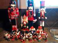 Just in time for Christmas! Nutcrackers. Only $20