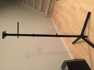 Gun Stand with pellet case for sale!