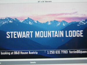 Stewart Mountain Lodge