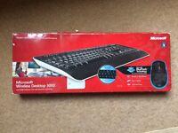 Microsoft wireless desktop keyboard 3000
