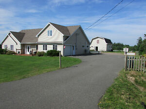 4.6 Acres  House and Barn Minutes from Truro/ Hwy Access