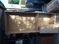 Bookcase with 4 shelves for sale