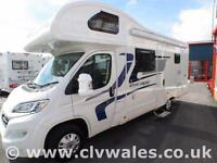 Swift Escape 696 Motorhome MANUAL 2016