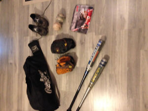 Softball Gear - Lot or Individual Items