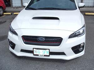 2016 Subaru WRX w/Sport-tech Pkg Sedan North Shore Greater Vancouver Area image 3