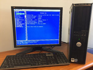 "Dell Optiplex 755 2.83hgz with 19"" Monitor"