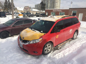TTL for sale with Toyota Sienna (optional)