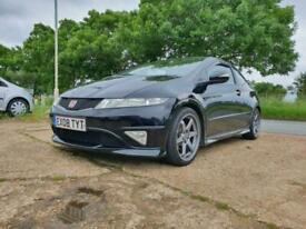 image for 2008 Honda Civic 2.0 i-VTEC Type R GT 3dr HATCHBACK Petrol Manual