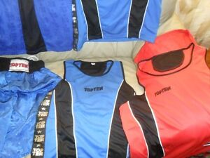 Used Boxing Competition Clothes - Trunks and Tops - Red & Blue London Ontario image 3