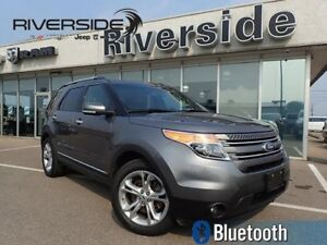 2014 Ford Explorer LIMITED  - Leather Seats -  Bluetooth - $195.