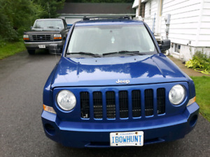 For sale 2010 jeep patriot northern edition  2.4 litre engine