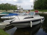 1988 20' Cadorette, Holiday 200 with 350 Mercruser outdrive