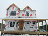 New Construction, Moncton North Area ( 2 storey )