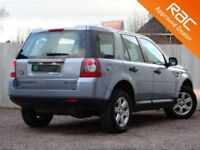 2007 07 LAND ROVER FREELANDER 2.2 TD4 GS 5D AUTO 159 BHP DIESEL