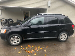 2006 Pontiac Torrent. AWD. Leather.