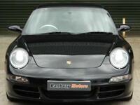2006 PORSCHE 911 CARRERA 4 S COUPE PETROL