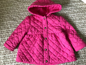 Polo pink Spring/Winter jacket~Like New