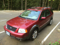 2007 Ford FreeStyle: Great family car with folding 3rd row seats