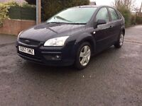 2007 (57) FORD FOCUS STYLE, 1 OWNER, 11 MONTHS MOT