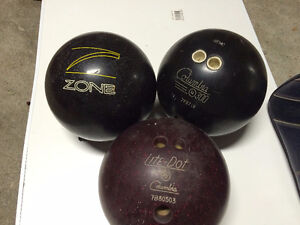 1 Bowling Ball in Good Condition
