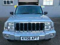 TOP OF THE RANGE JEEP COMANDER-LIMITED, 3.0CRD-215 BHP, FULL MOT_SAT-NAV, TV-DVD