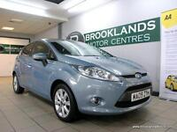 Ford Fiesta 1.4 ZETEC [FORD SERVICE HISTORY]