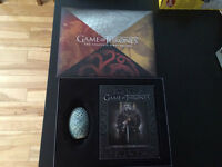 Collectors Edition Game of Thrones Season 1