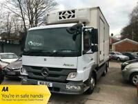 MERCEDES ATEGO 815 815 DAY NA Diesel Manual
